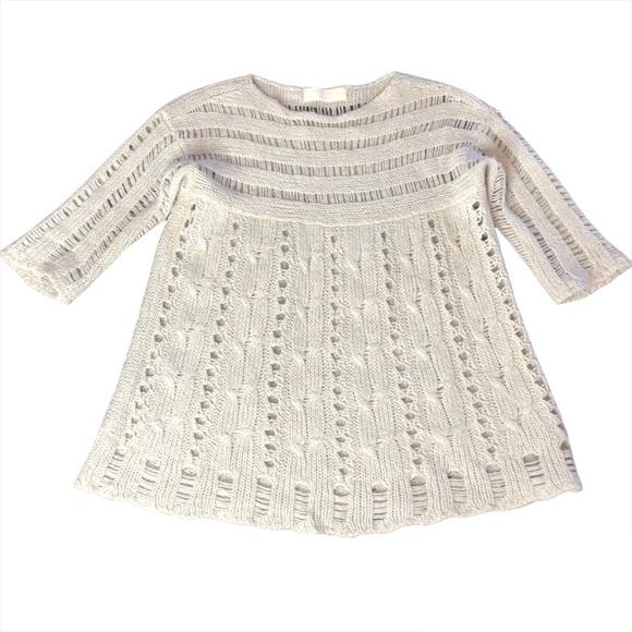 Size M Zara Knit Sweater